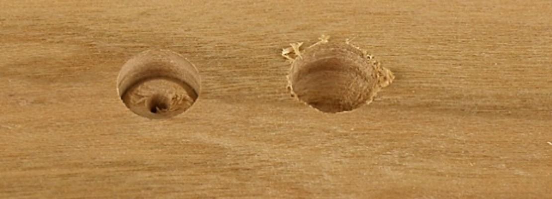 punte trapano per legno