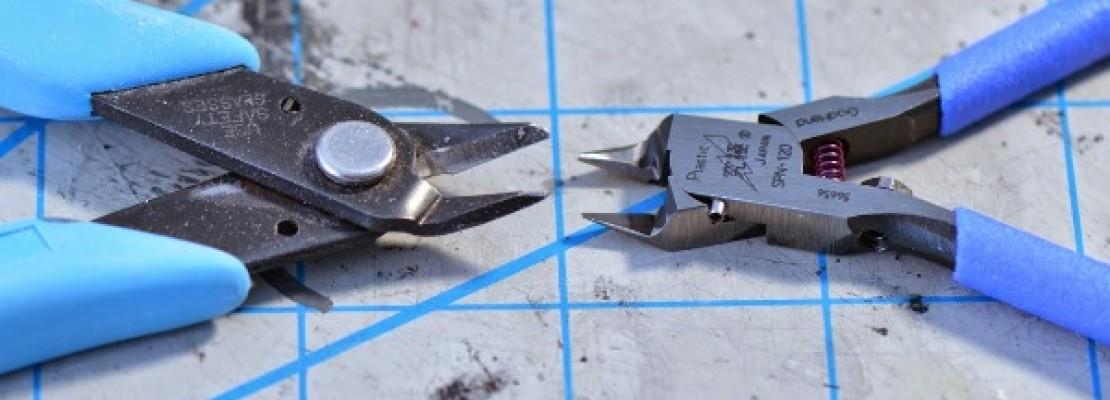 Due tipologie di tronchesino di precisione.