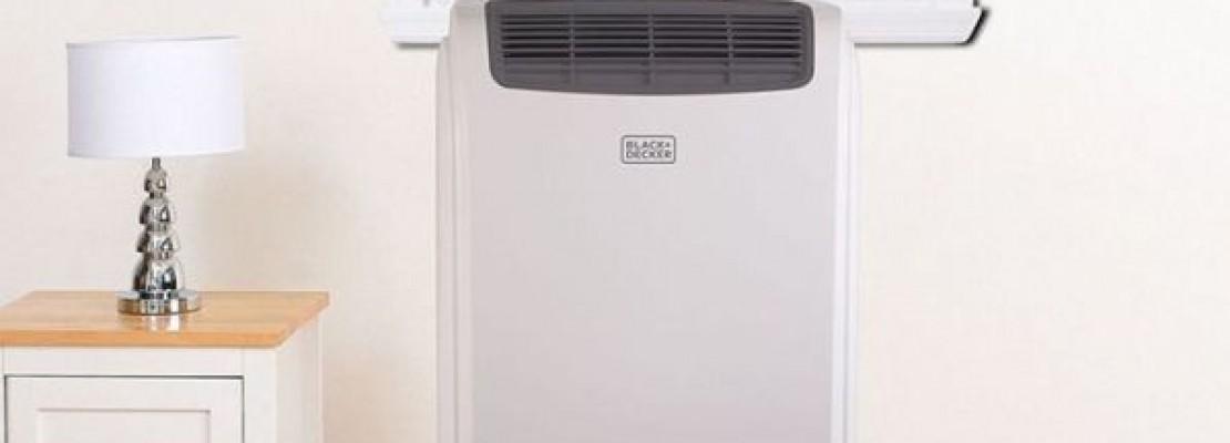 Uno splendido climatizzatore portatile.