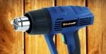Pistola ad aria calda: guida all'acquisto
