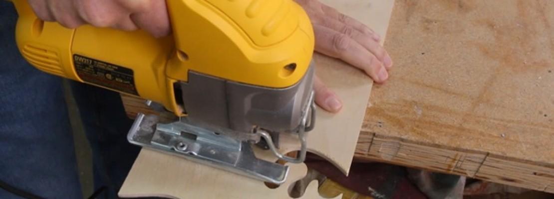 Un seghetto alternativo per legno.