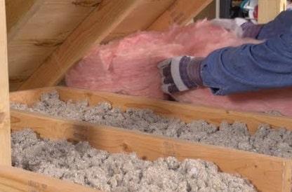 isolare il tetto