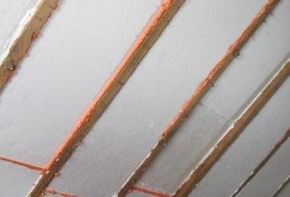 Vecchio tetto da isolare