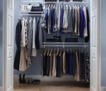 Come rivestire una cabina armadio?