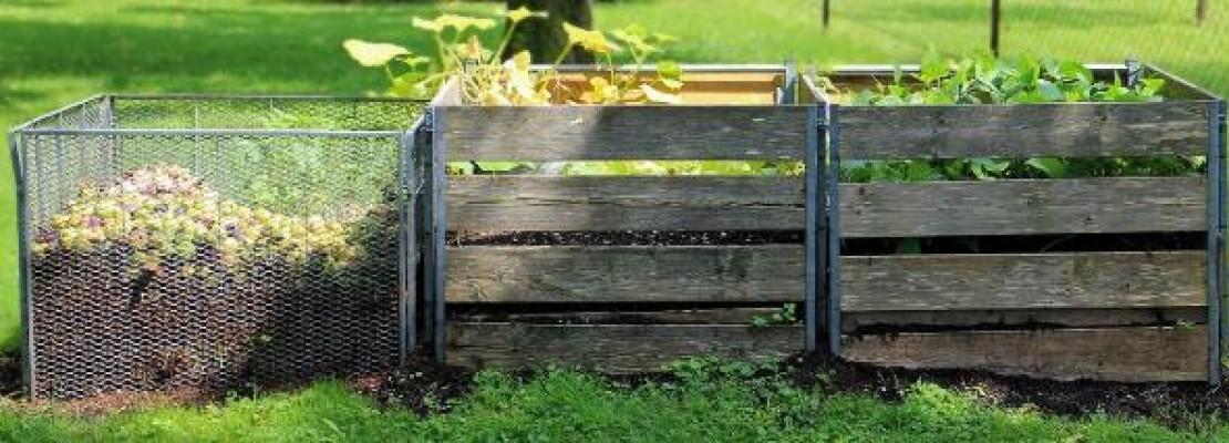 Compostiera: alcune idee e consigli.