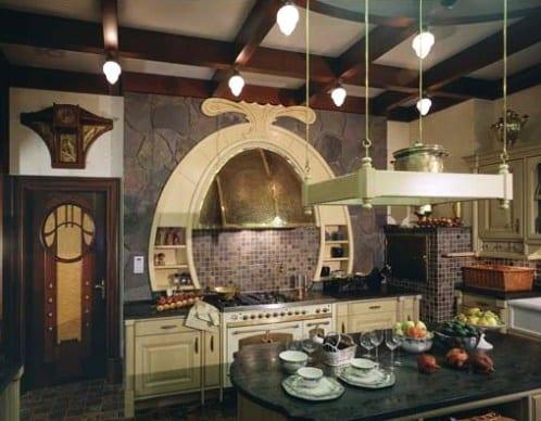 cucina-stile-liberty - Blog Edilnet | Blog Edilnet