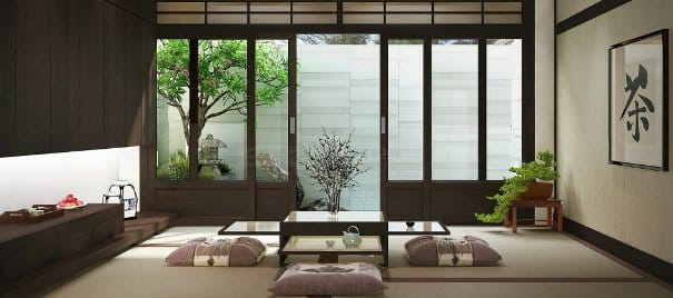 Stile giapponese: idee per arredare e ristrutturare casa ...