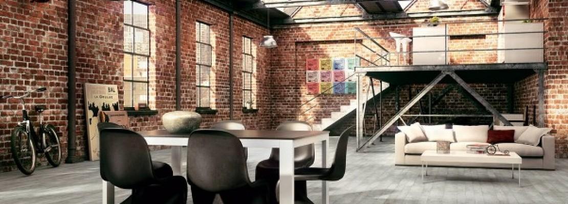 Idee e consigli per un perfetto arredamento in stile industriale.