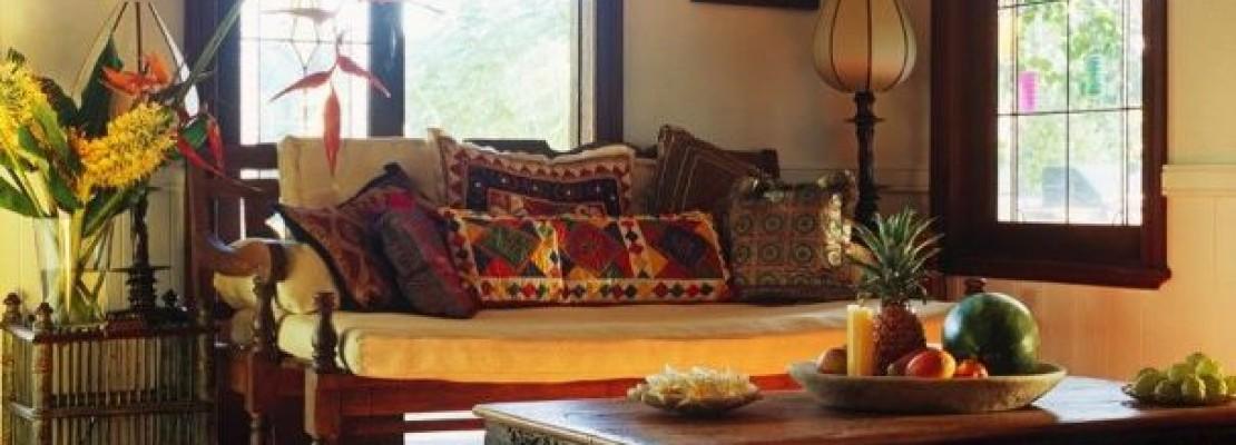Idee e consigli per un arredamento in stile etnico.