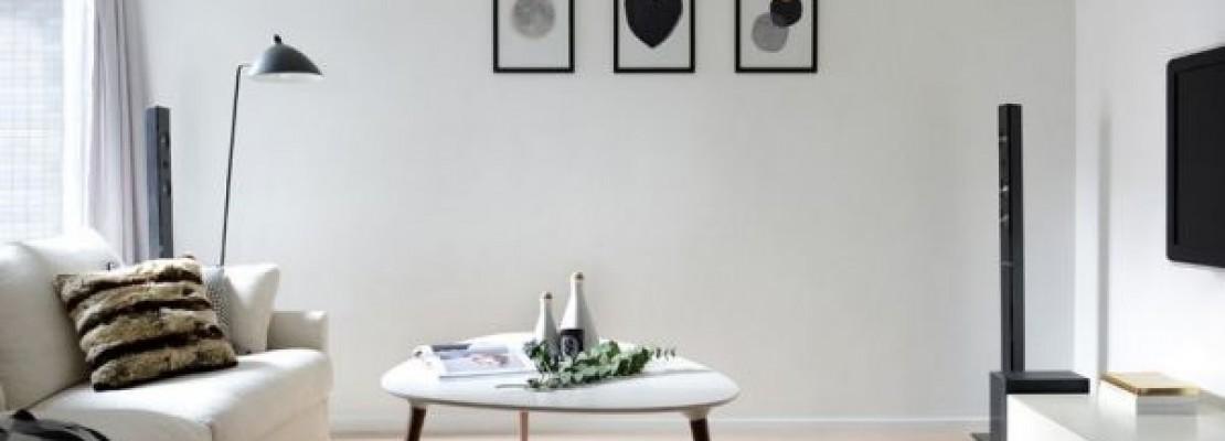 Idee e consigli sull'arredamento in stile minimal.