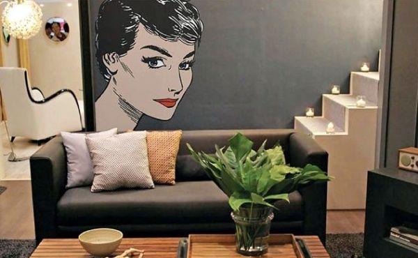 Arredamento Stile Pop Art : Arredamento in stile pop art idee e consigli edilnet