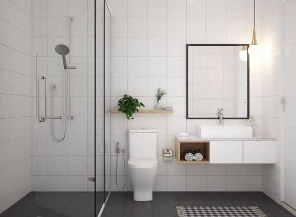 Ristrutturazione casa. La ristrutturazione del bagno.