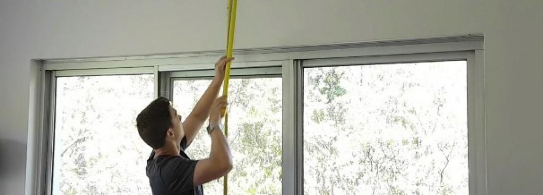 Una guida su come si montano i bastoni per tende.