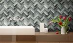 Mosaico a parete: idee e suggerimenti