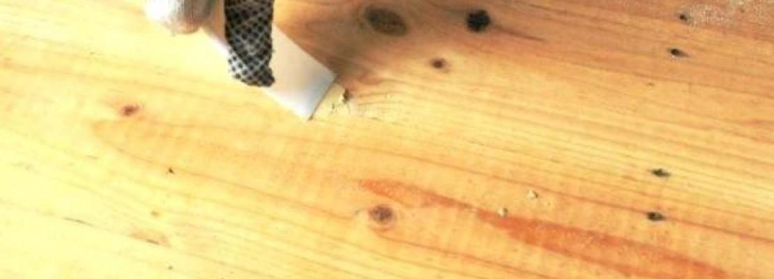 Quale stucco per legno? Una guida che risponde a questa domanda.