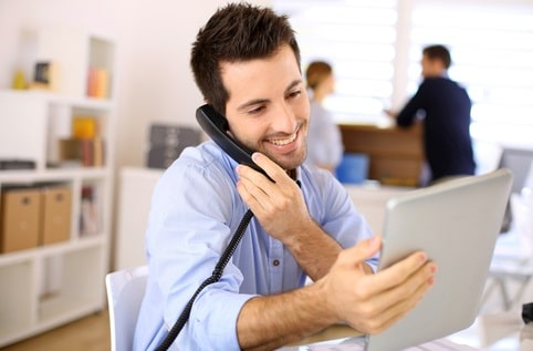 Telefonata di presentazione al cliente