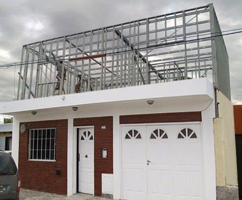 L'ampliamento di una casa con il Piano casa 2019.