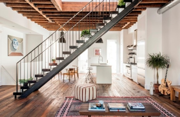 Un appartamento ristrutturato grazie al Bonus Casa 2019.