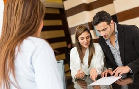 Presentazione professionale al cliente