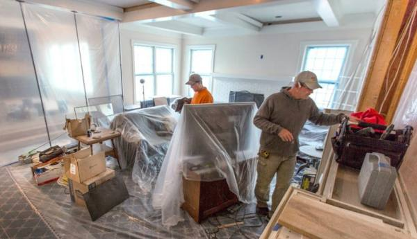 I lavori di ristrutturazione di una casa per cui si richiederà il Bonus Casa 2019.