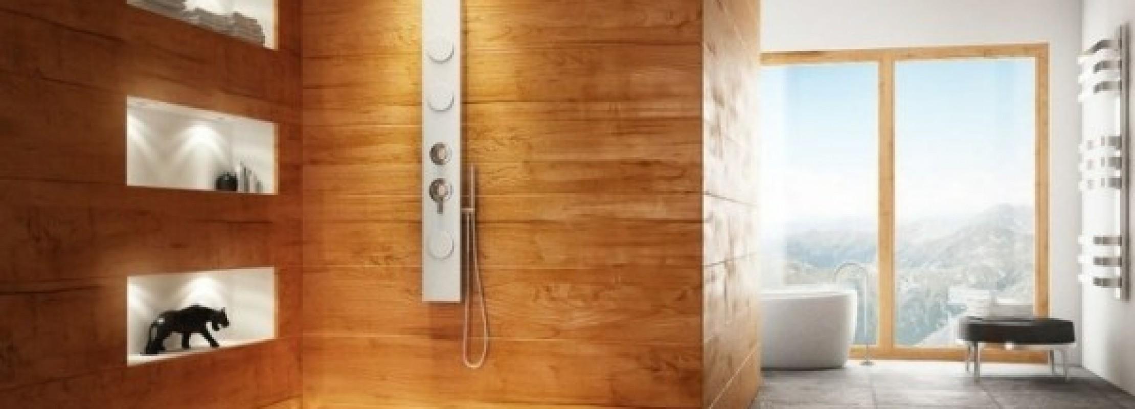 Cabina Doccia In Legno.Box Doccia In Legno Idee E Suggerimenti Blog Edilnet