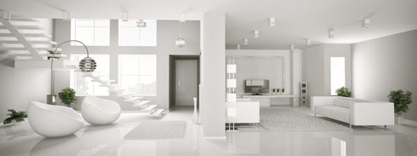Un esempio di pavimento in resina.