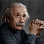 Einstein primo piano