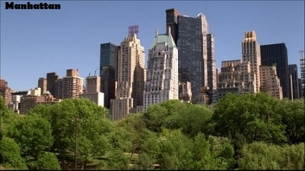 central-park manhattan-quartiere