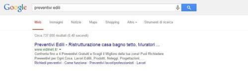 Edilnet Google