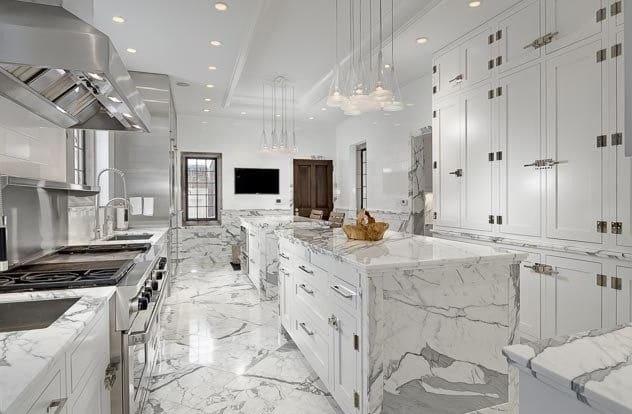 luminosissima cucina da 1 milione dollari