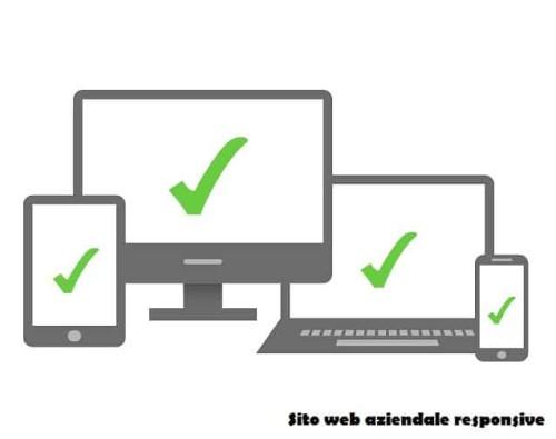 Sito responsive adatto a tutti i tipi di device
