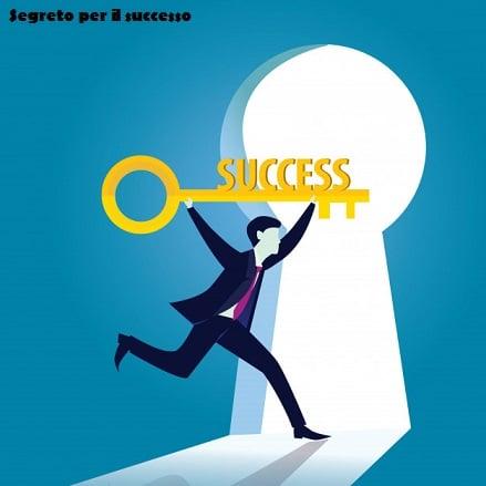 chiave del successo
