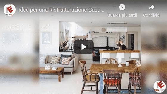 Video di idee del Blog di Edilnet per Ristrutturare casa a Roma costi medi e preventivi