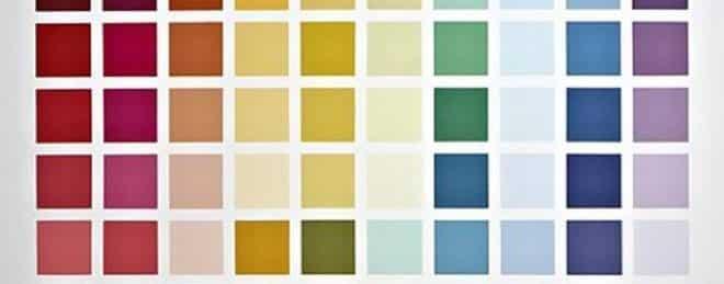 Varie colorazioni per interni