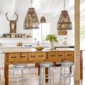 Idee e suggerimenti per chi vuole ristrutturare casa in stile Country Chic.