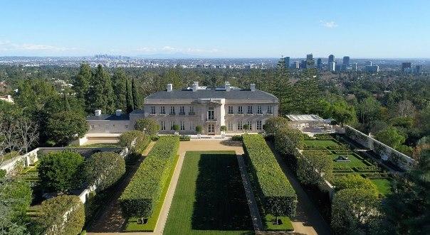Chartwell Mansion, Los Angeles (USA)