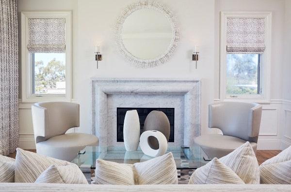 La ristrutturazione di una casa da parte di un interior designer.