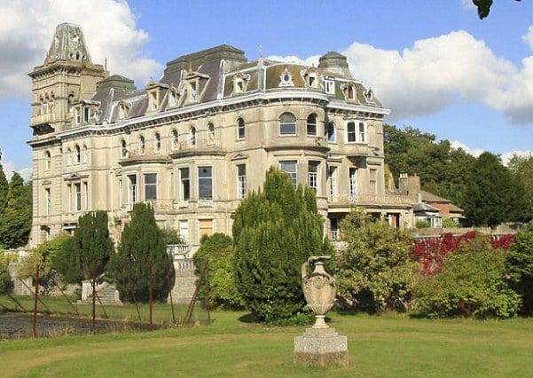 Park Palace, Remenham (Gran Bretagna)