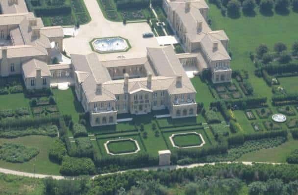 The Rennert Mansion, Sagaponack (USA)