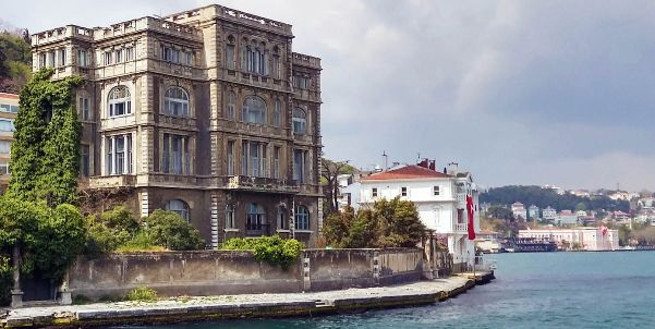 Tophane Müşiri Zeki Pasha, Istanbul (Turchia)