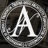 Logo Ordine Architetti – Ordine Architetti, pianificatori, paesaggisti, conservatori di Napoli e Provincia