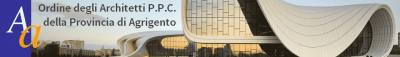 Logo Ordine Architetti Agrigento - Sito Ufficiale dell'Ordine