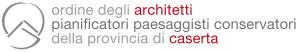 Logo Ordine degli Architetti Caserta