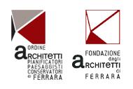 Logo Ordine degli Architetti di Ferrara