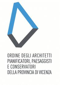 Logo Ordine degli architetti di Vicenza