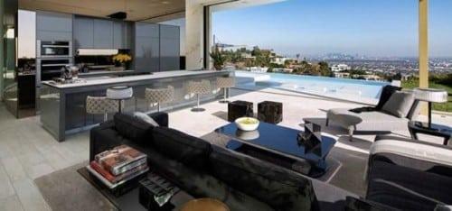 La cucina RiFRA: molto amata a Beverly Hills.