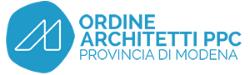 logo Ordine Architetti Modena