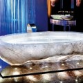 la vasca da bagno da un milione di euro.