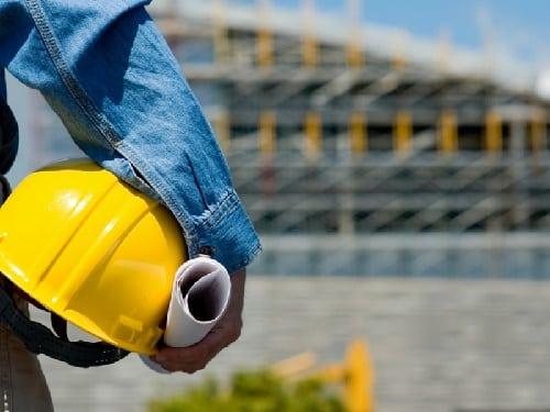 L'impresa pronta per il nuovo cantiere edile
