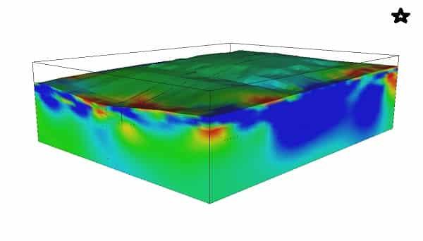 tomografia elettrica come analisi del terreno